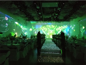 郑州婚礼宴会厅